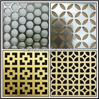 perforated aluminum sheet/aluminum sheet perforated/aluminum perforated metal sheet