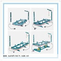 China auto body repair equipment,car bench