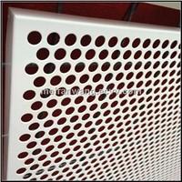 facades decorative metal mesh/perforated metal mesh