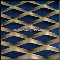 Decorative Expanded Metal Mesh/stretched aluminum expanded metal mesh