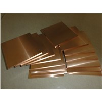 Tungsten Copper Alloy Sheet