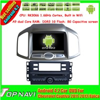 8'' Capacitive android 4.2 auto radio for Chevrolet Captiva 2011-2012 car dvd gps navigation wifi