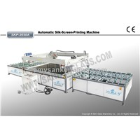 Fully Automatic Glass Silk Screen Printing Machine Line