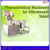 BSP-40A Tube Filling Machine for Effervescent Tablet