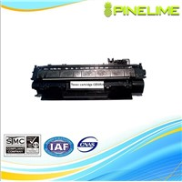 Compatible black toner cartridge for HP PL-CE505A printer