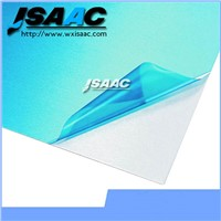 Good weatherability polyethylene stainless steel protective film