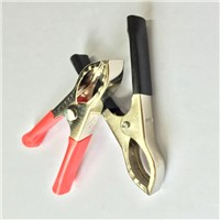 Huaxing 5-300 Amp battery clip/alligator clamp/alligator clip with lead/wire/cable/line