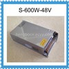 600W  48V 12.5A single output swtiching power