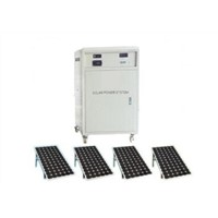 600W Solar Power System (Built-in off grid Inverter & MPPT Solar Controller)