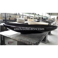 Shanxi Black Oval Sinks