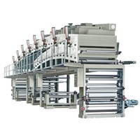 Roll Memo pad coating machine Model THVS-1100-ISEEF.com,CHINA