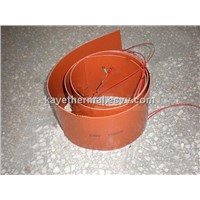 Elecctric Flexible Rubber Heater