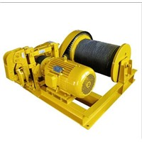 10t JM Type Wire Rope Electric Winch Price