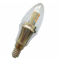 5W LED Candle Bulb LED Candle Light