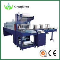 Automatic shrink  wrap packaging machine
