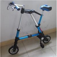 "8"" wheeled folding bicycle folding bike,A-bike"