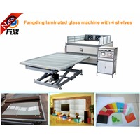 EVA PVB glass furnace for sale with excellent vacuum bag stable performance