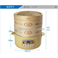 healthy multifunctional electric steamer