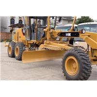 Used Grader/caterpillar 140k grader/CAT motor grader 140k