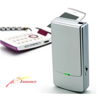 China Portable GPS Cell Phone Jammer