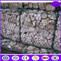 China PVC Coated Gabion Basket (SGS certificate)