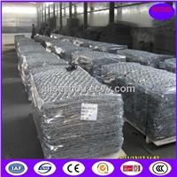 Galvanized Zinc-Aluminium Alloy Gabion Basket