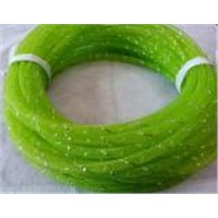 Round Mesh Sleeve for Christmas & Light String Decoration