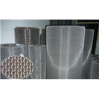 Plain  Weave Wire Mesh For Filter