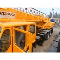Used Tadano Crane/Used Crane 25t/Tadano 50t Truck Crane