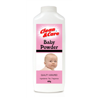 high quality baby powder for lovely baby