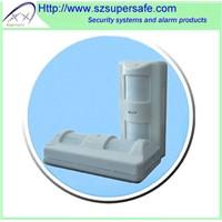 PIR & Microwave motion detector outdoor use with waterproof