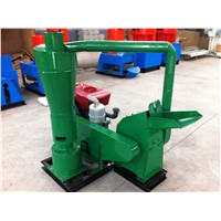 Combined Pellet machine with harmmer mill