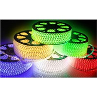High Voltage 110V 220V Flexible LED Strip Light/SMD3528 LED Landscape Light/4.8W