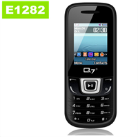 Introduction of model E1282 --- Q7 mobile
