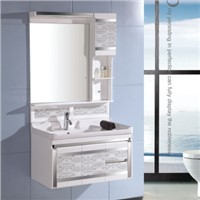 Modern bathroom cabinet   with light OGF290