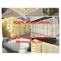 Plastic Moulds for Making Interlocking Pavers Concrete Pavers Paving Slabs Molds