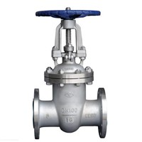 Stainless Steel Wedged Gate Valve
