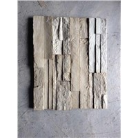 Factory New Design natural stone wall cladding mold, cladding stones