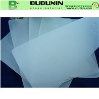 Non-woven Non-woven shoes inner linings muslin fabric coated hot melt adhesive