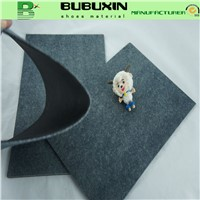 Shoe repair materials nonwoven fiber insole sheet with foam EVA