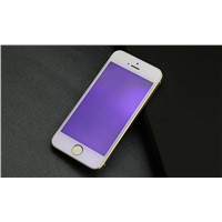 anti blue light tempered glass screen protector for iphone/samsung phone model