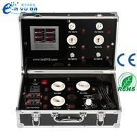 led test case/led display case lighting/led tester,Aluminium portable EYD380-6P-01