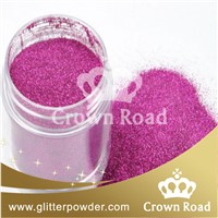 1/128 peach glitter powder for eyeshadow