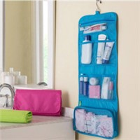 Travel cosmetic toiletry bag for promotional travel wash bag Beauty Cosmetic bag toilet bag