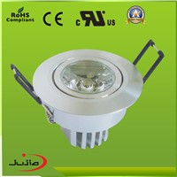 high quality 3w led ceiling light led downlight