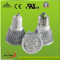 CE/RoHS approved GU10 5W cob LED Spot light