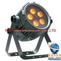 Hot Sale ADJ IP65 Waterproof 5pcs*18W 6in1 RGBAW+UV LED Par Light,Outdoor LED Par Light