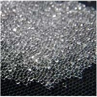 road way safety glass beads