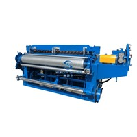 Heavy Duty Full Automatic Welded Wire Mesh Machine