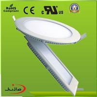 85-265v super thin led panel light 3w 6w 9w 12w 15w 18w 24w